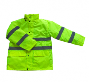 Wear-Resistant Waterproof Reflective Jacket